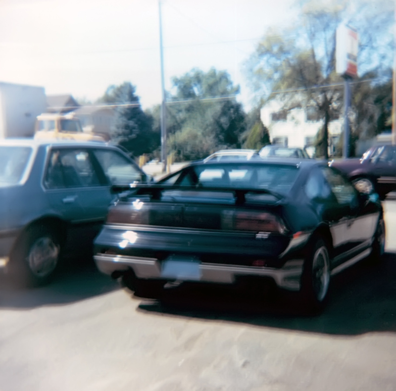 1987 Fiero gt