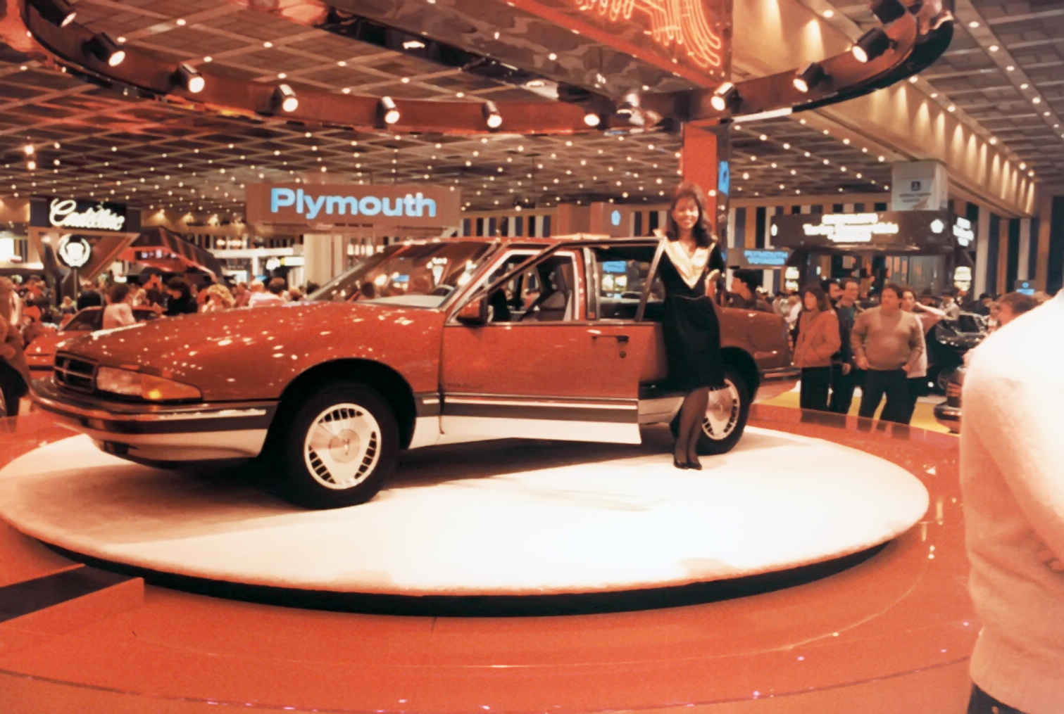 2015 Buick Grand National >> 1987 Detroit Auto Show at Cobo Hall