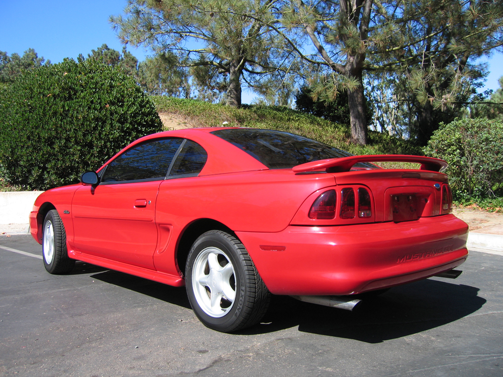 Review  1997 Ford Mustang Gt  U2013 Driveandreview