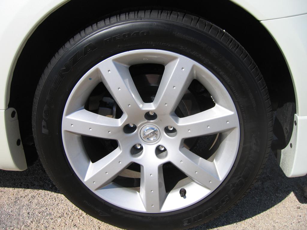 """base 17"""" wheel"""