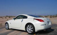 pearl white 2004 350z