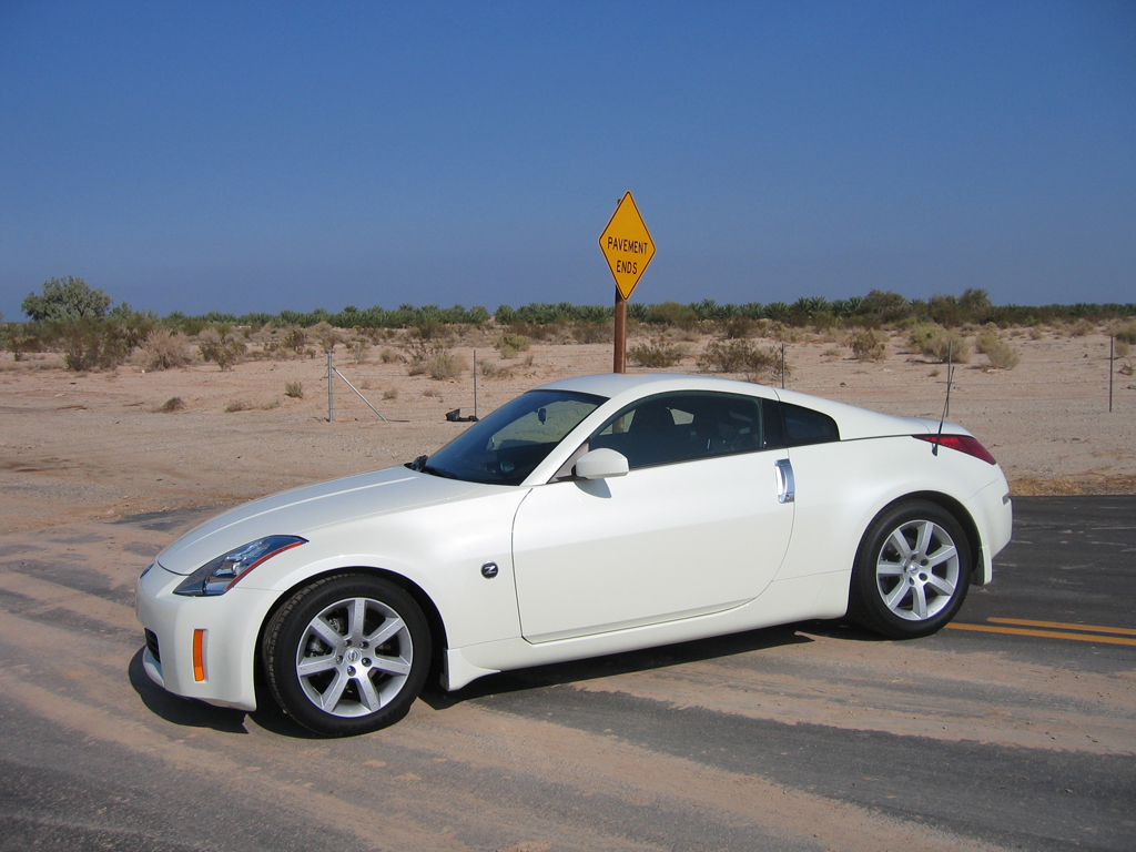 Review: 2004 Nissan 350z
