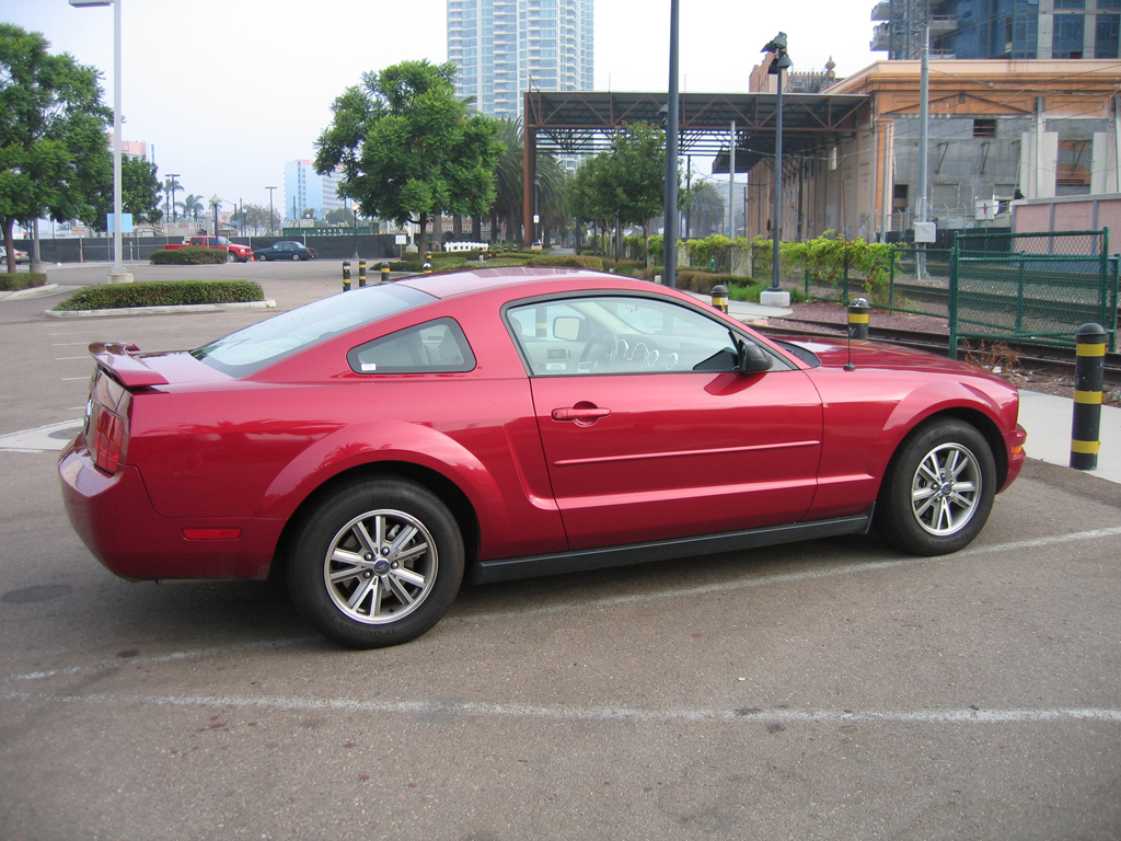2006 ford mustang v6 mpg car autos gallery