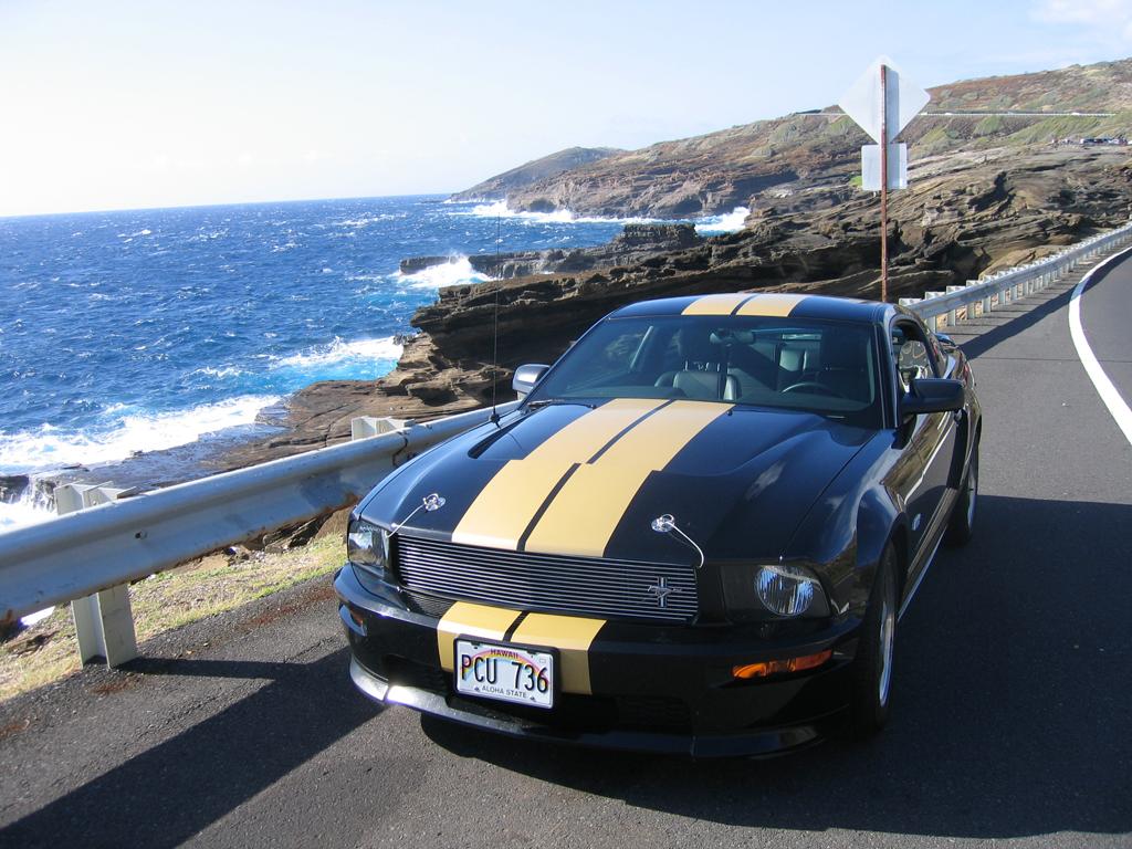 hawaiian coast cruise