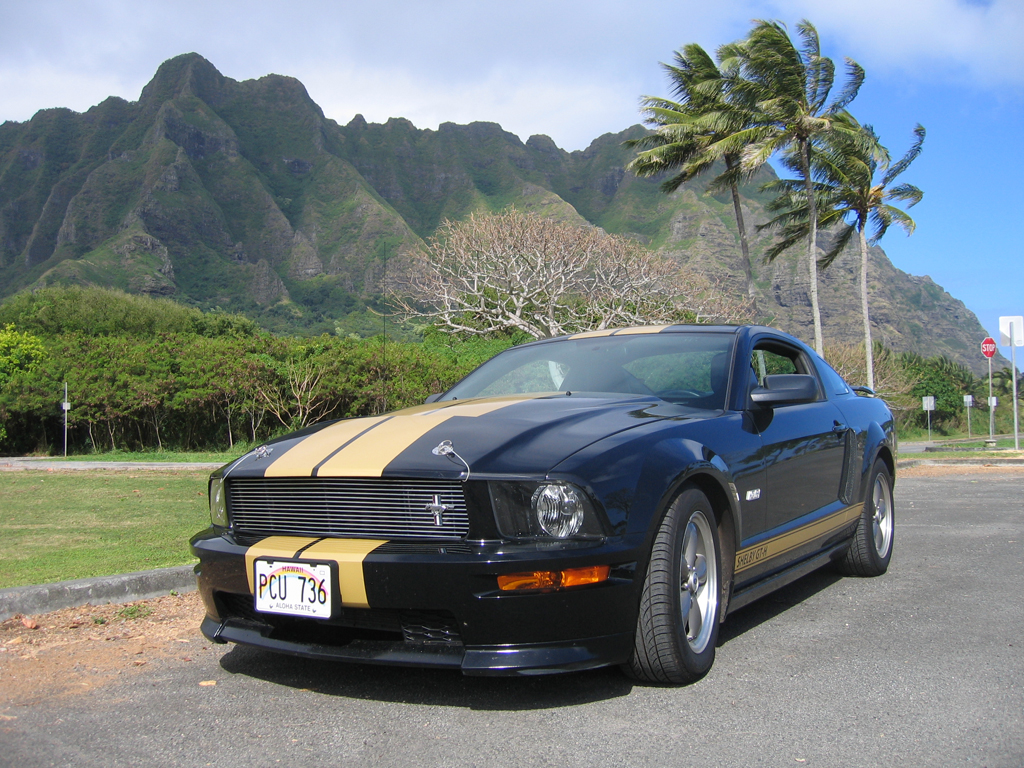 2006 shelby mustang gth in Hawaii