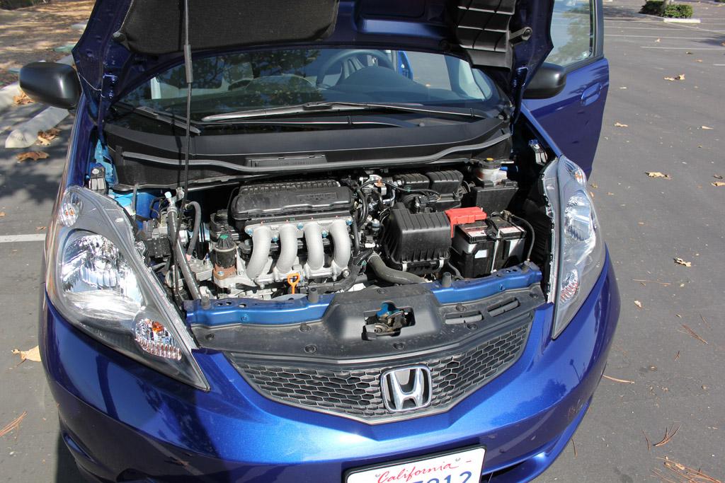 4 cylinder honda fit engine