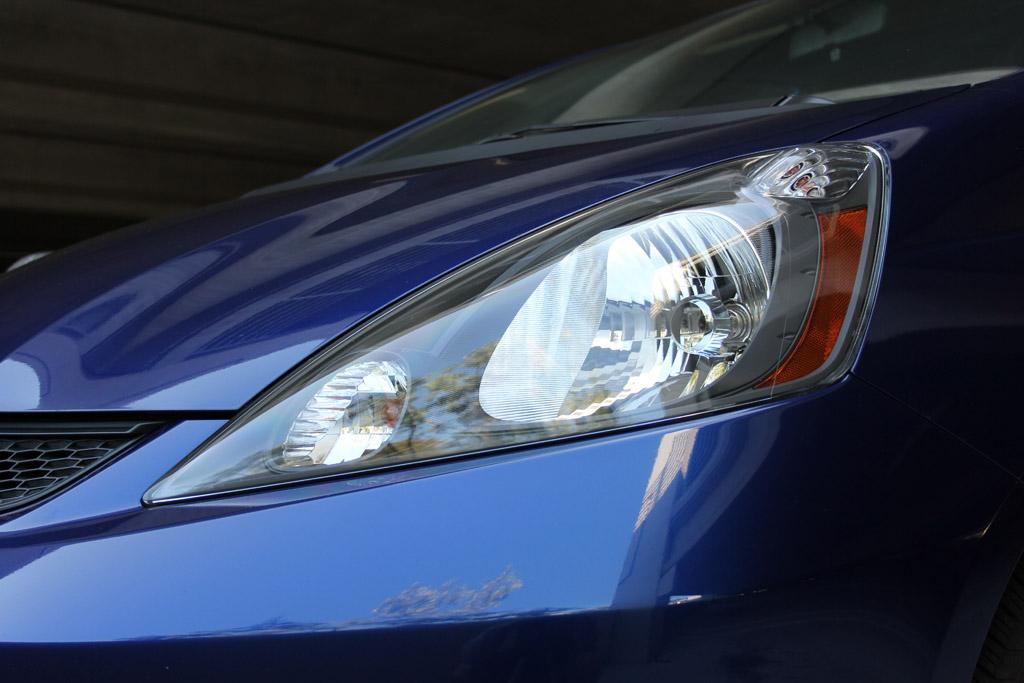 honda fit headlight
