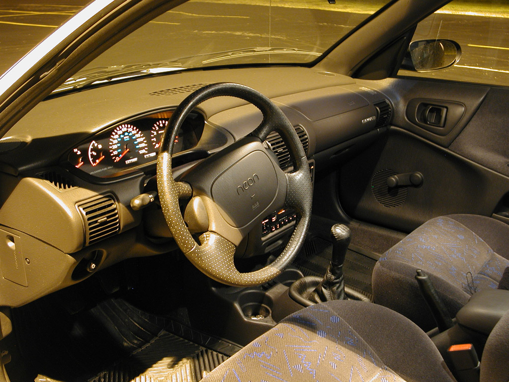 Review  1998 Dodge Neon R  T