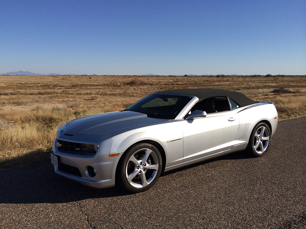 2018 Camaro Inside >> Review: 2013 Chevrolet Camaro SS Convertible – DriveAndReview
