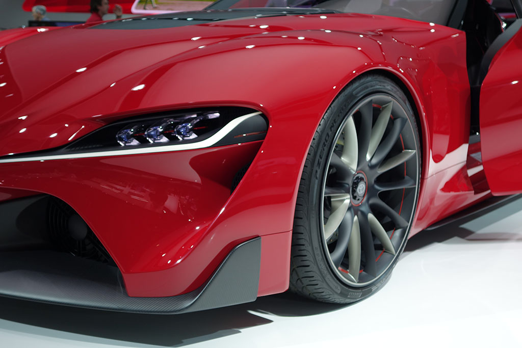 toyota ft-1 headlights
