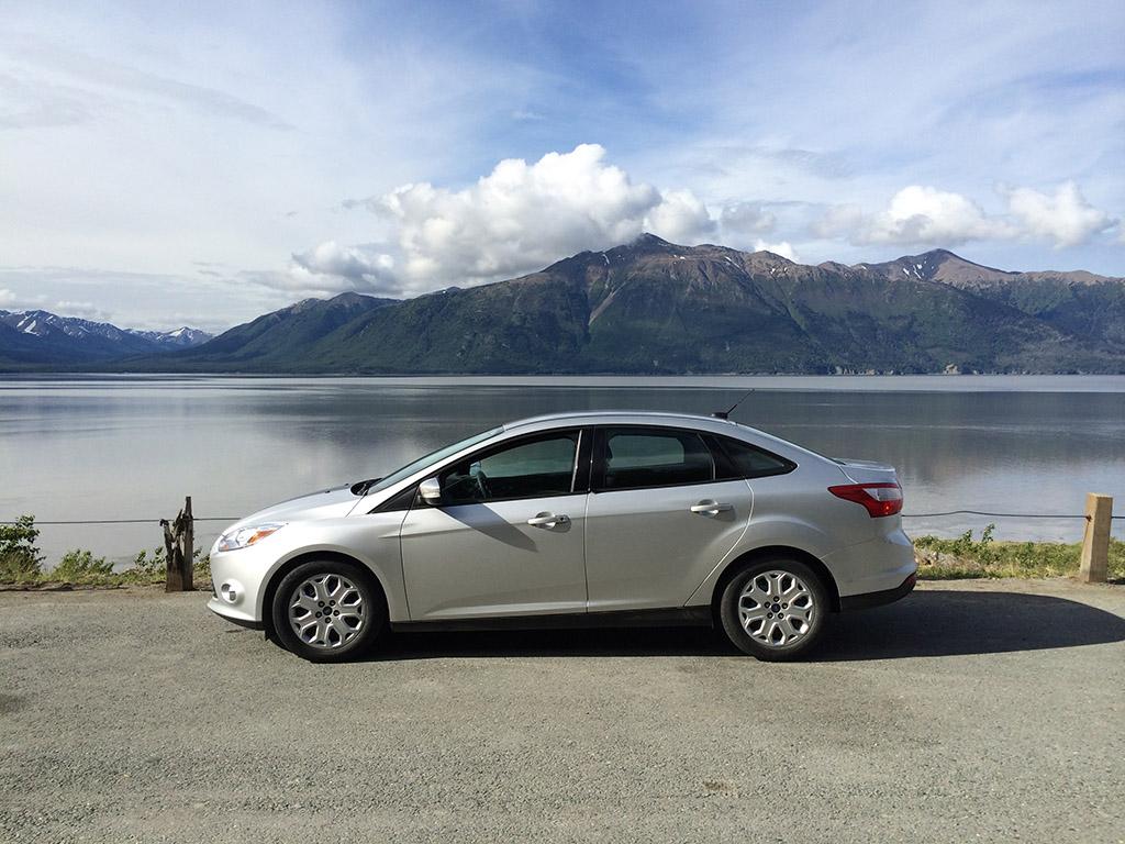 ford focus rental car in alaska