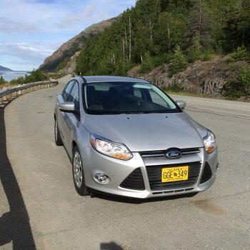 silver ford focus in alaska