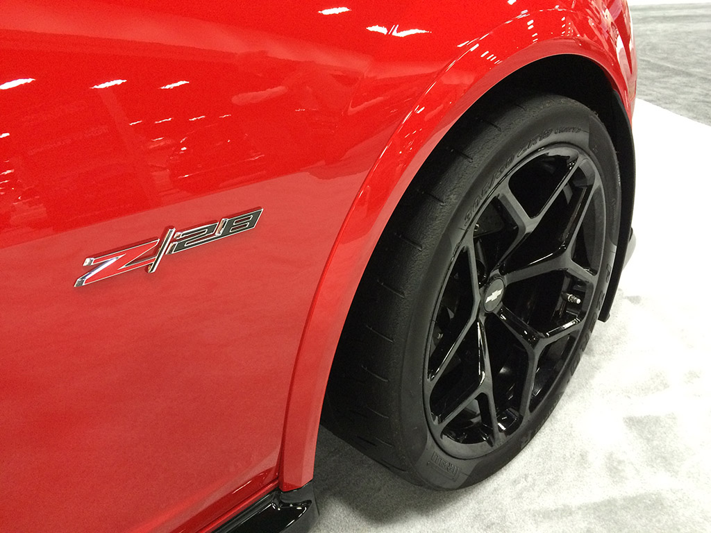 2015 z28 wheels and tires