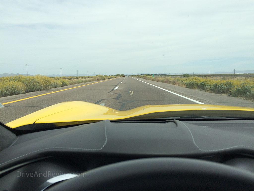 I-8 just west of Gila Bend, AZ