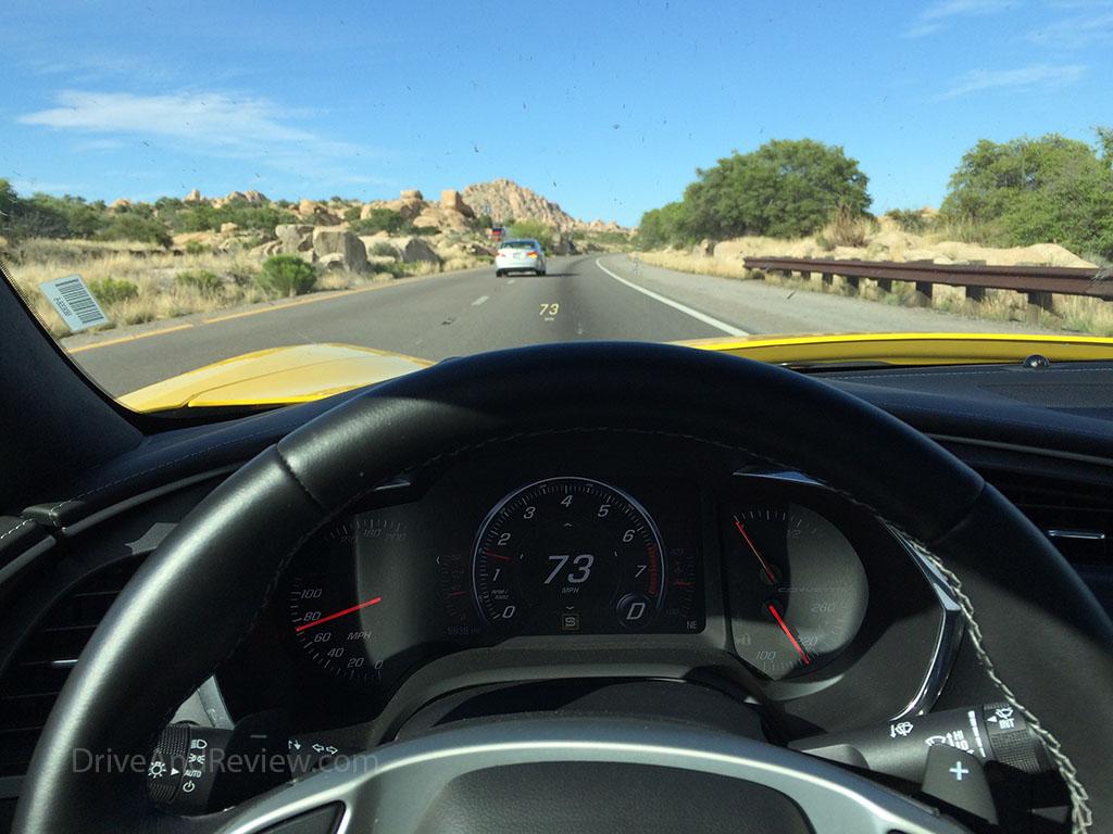 scenery along I-10 east of Benson, AZ