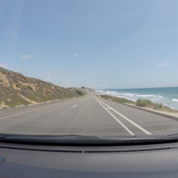 drive along the pacific coast highway