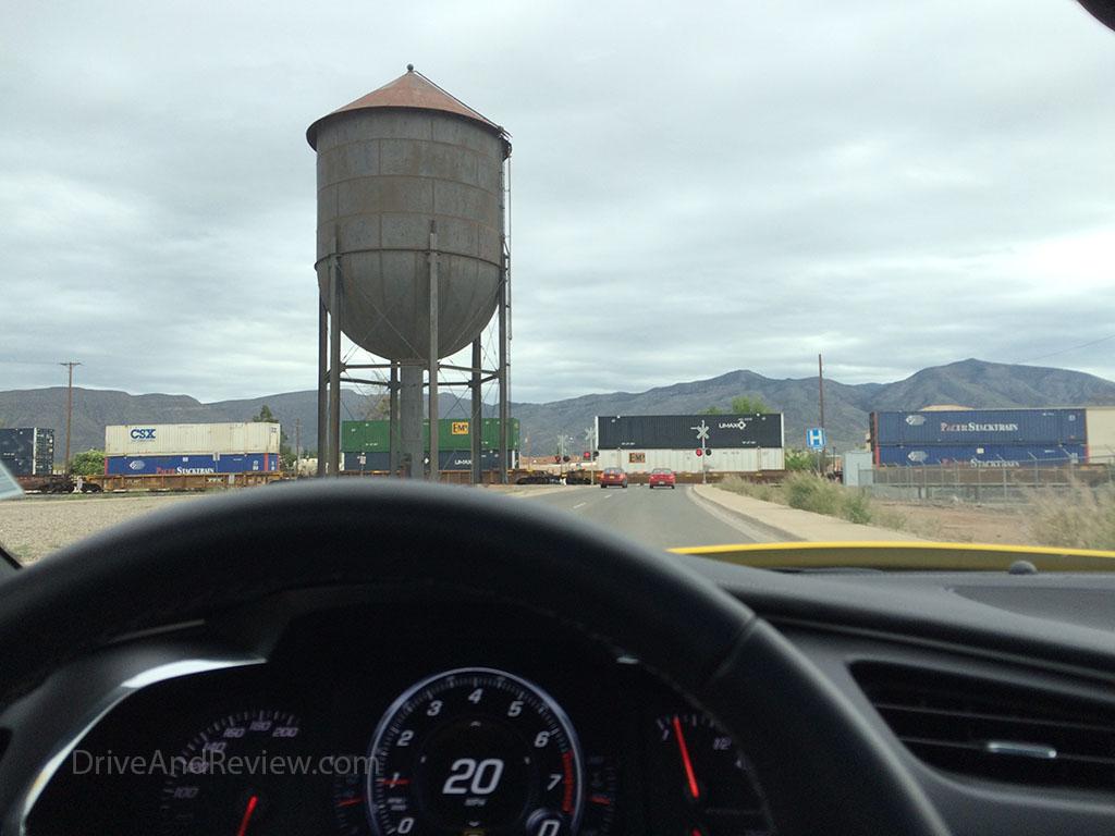 Alamogordo, NM water tower