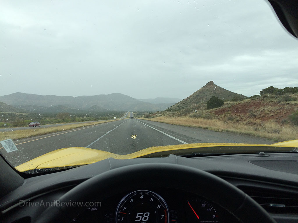 New mexico mountains route 70