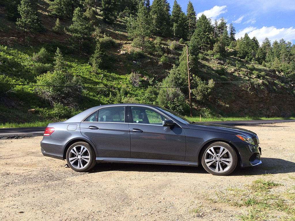 slate gray mercedes benz e350