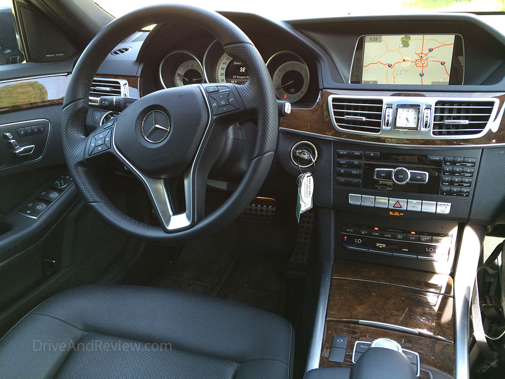 2015 mercedes benz e350 interior