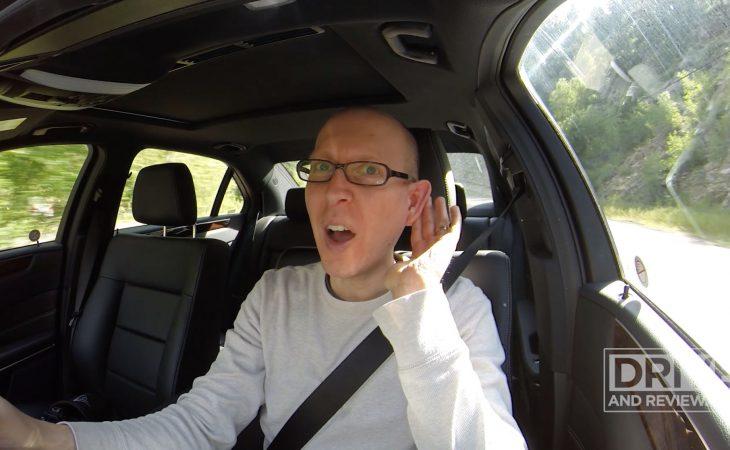 car video bloopers