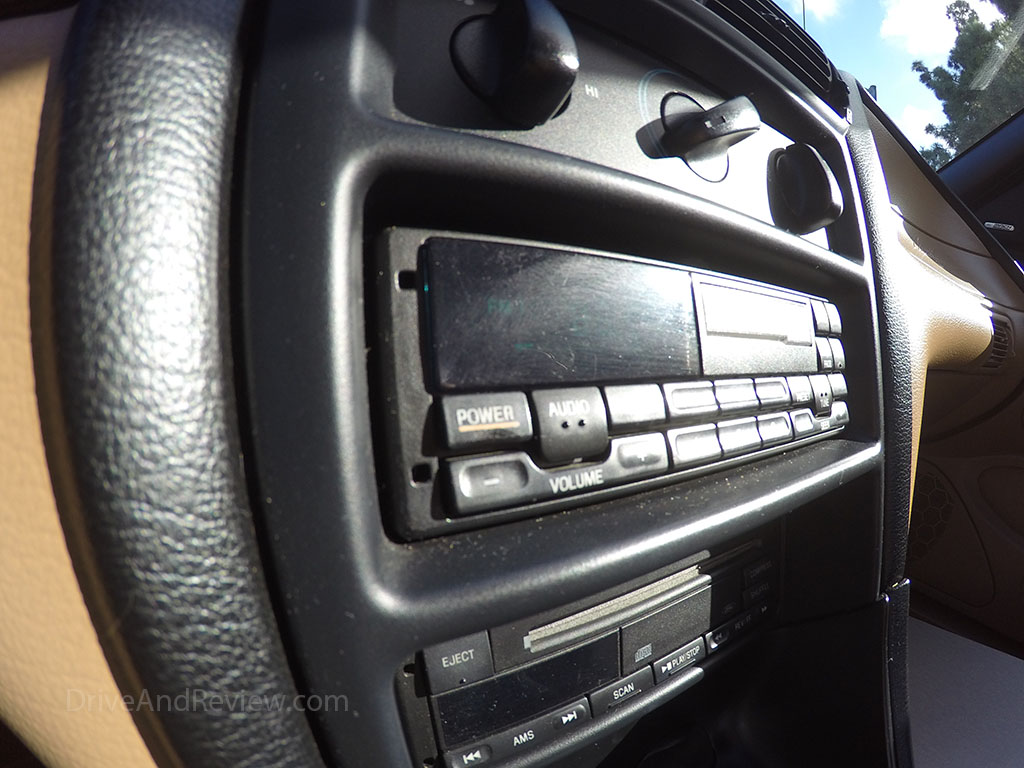 stock mustang gt stereo