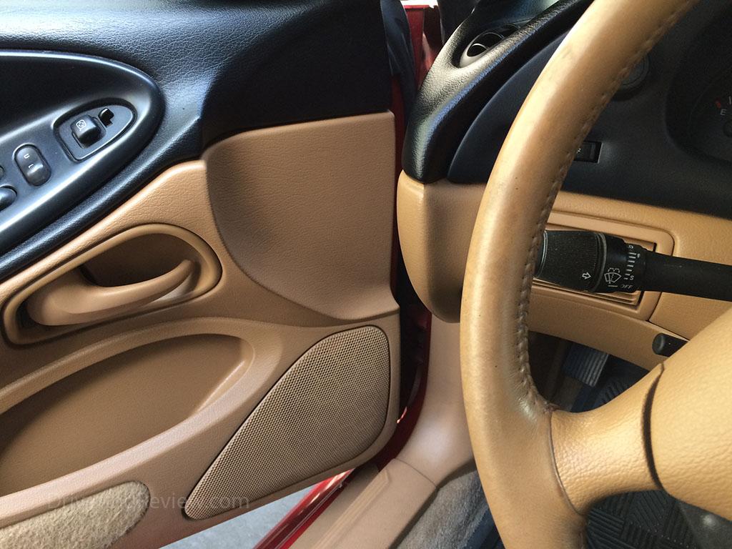 sn95 mustang interior detail