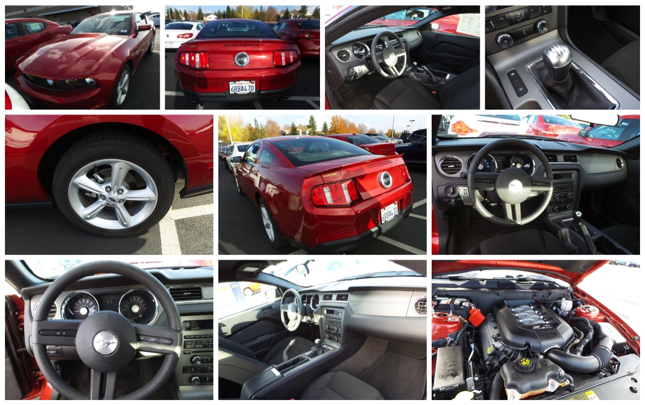 2011 mustang for sale at Carmax