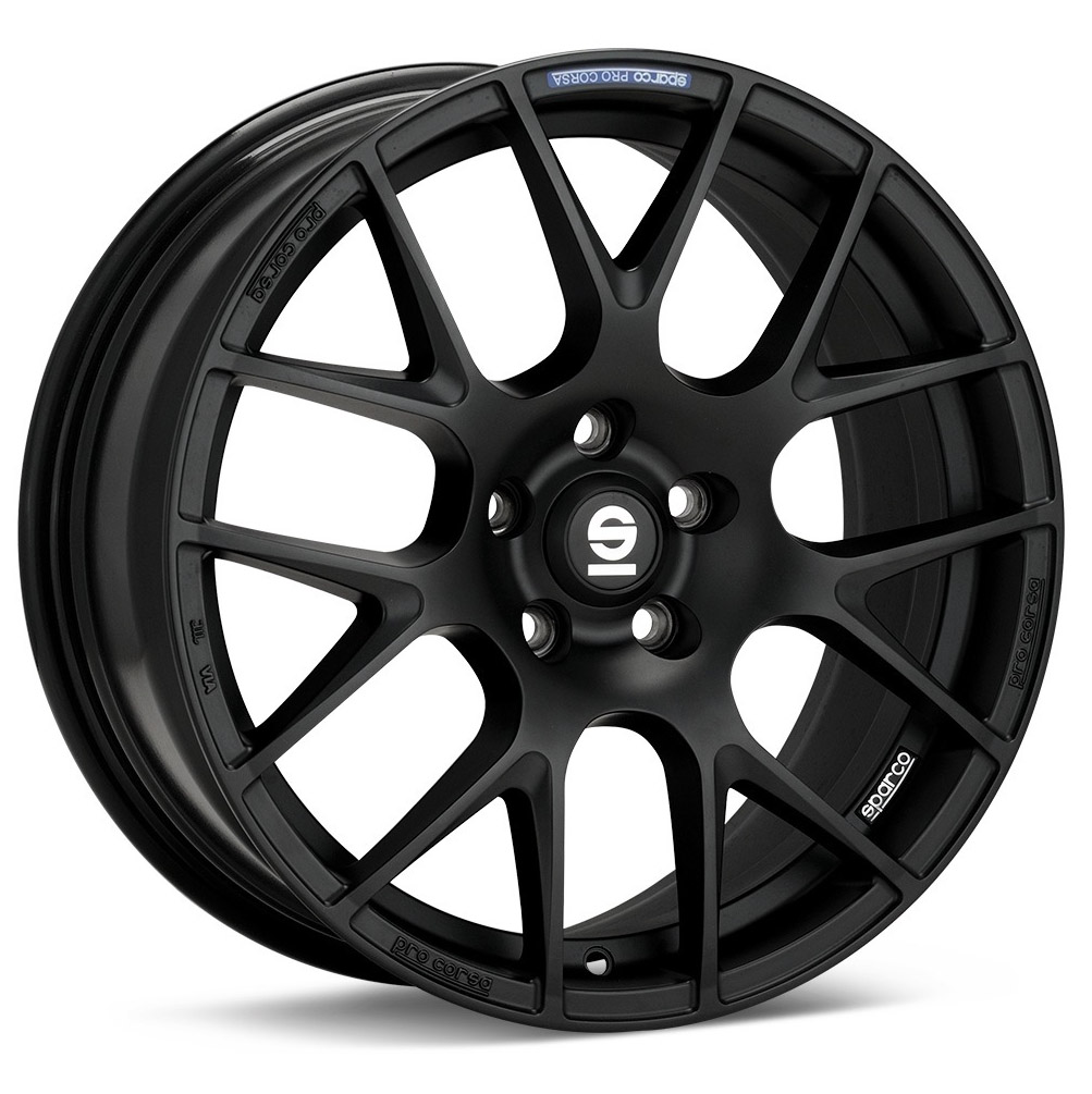 Sparco Pro Corsa Wheels For My 2012 Mustang GT