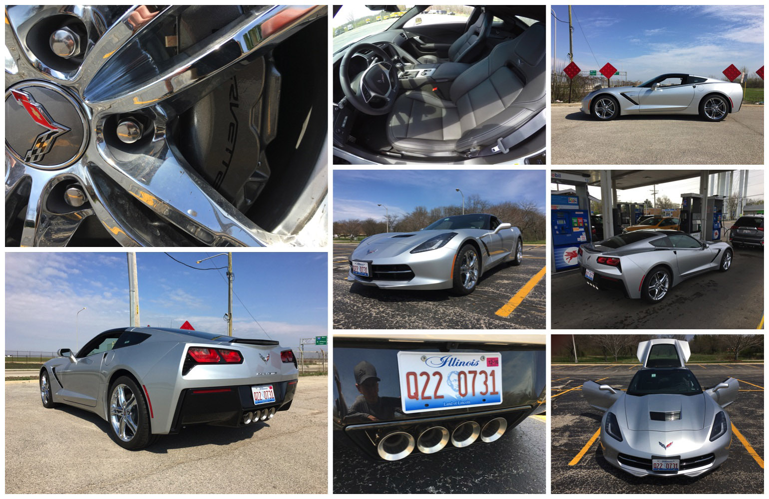 2016 Corvette video review
