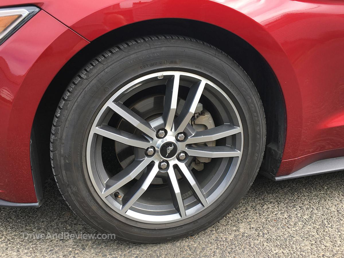 18 inch wheels 2015 ecoboost mustang