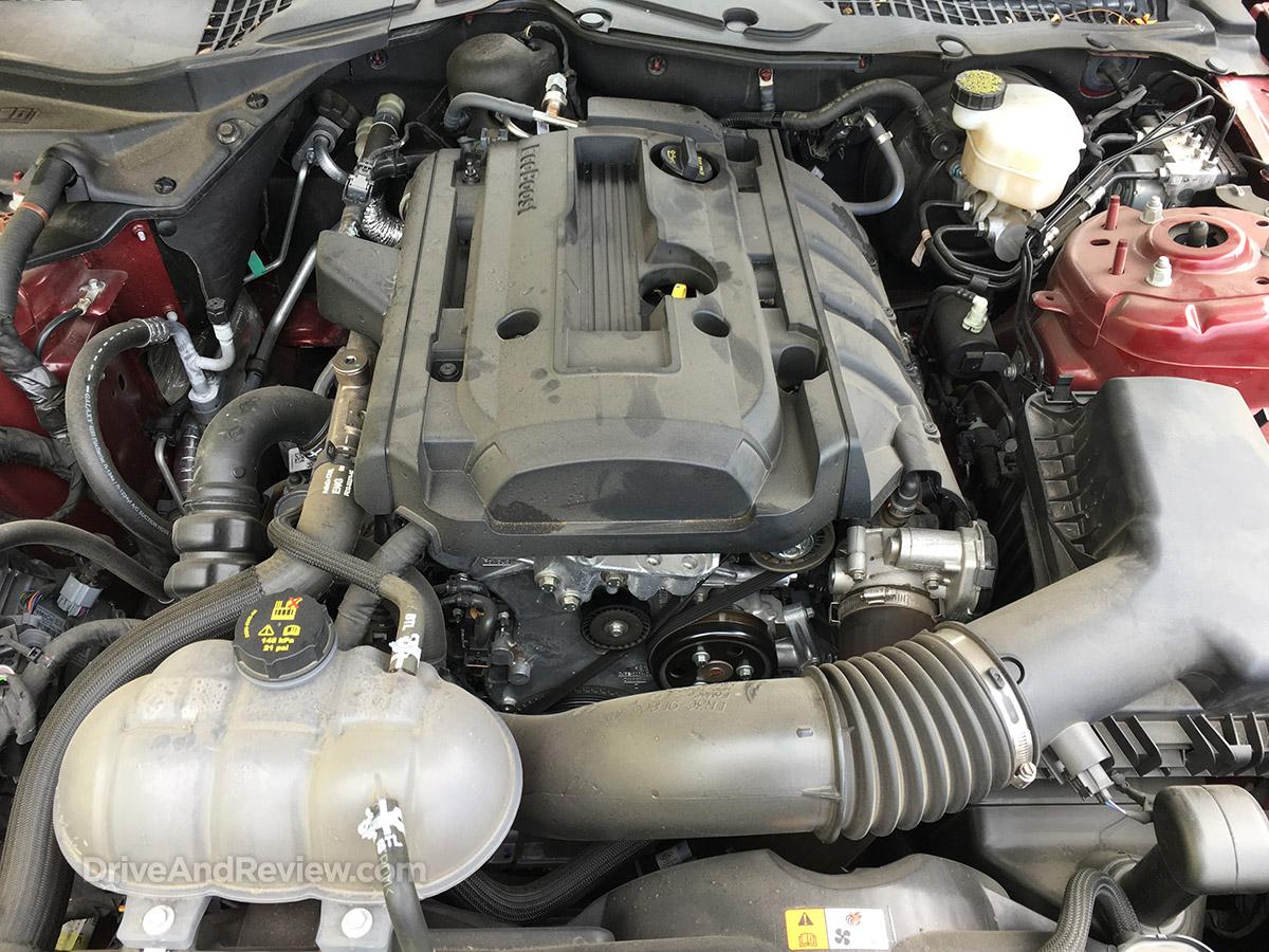 Ford 2.3 L 4-cylinder ecoboost