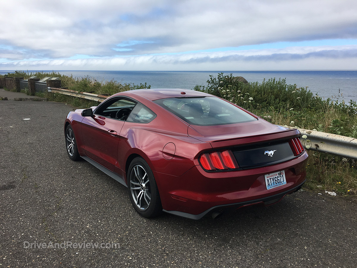 2015 Mustang tail lights