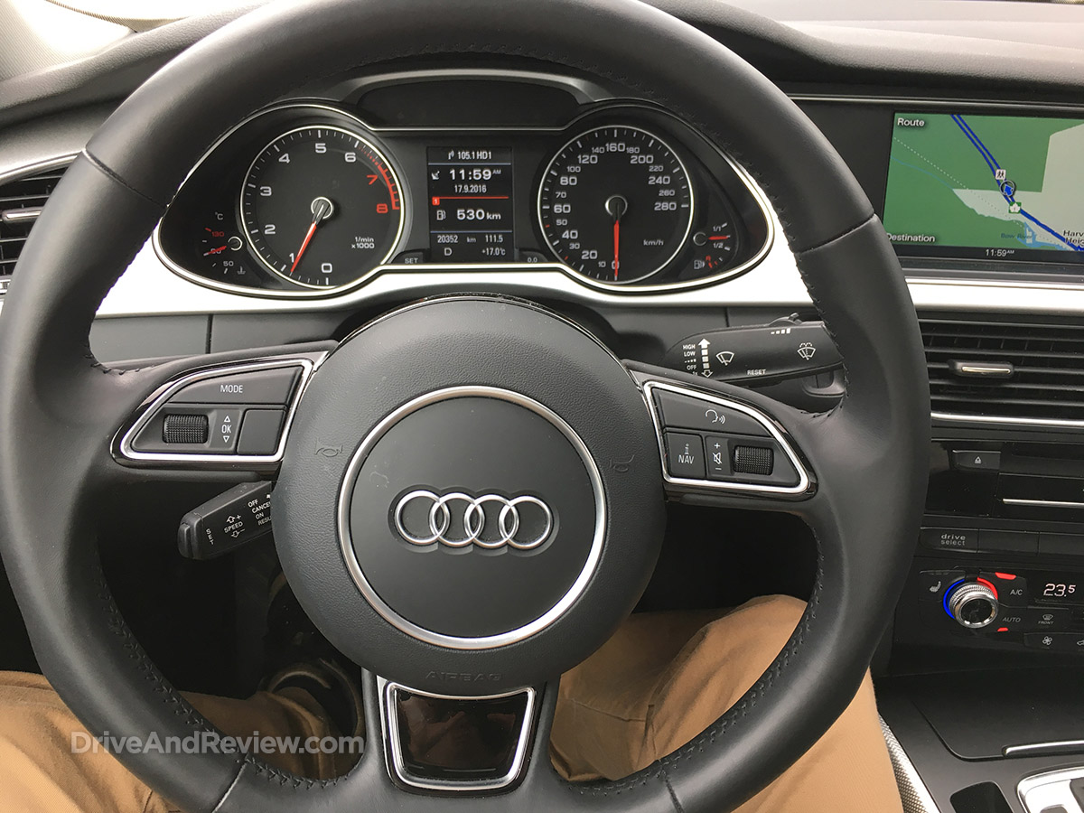 2015 audi a4 review driveandreview. Black Bedroom Furniture Sets. Home Design Ideas