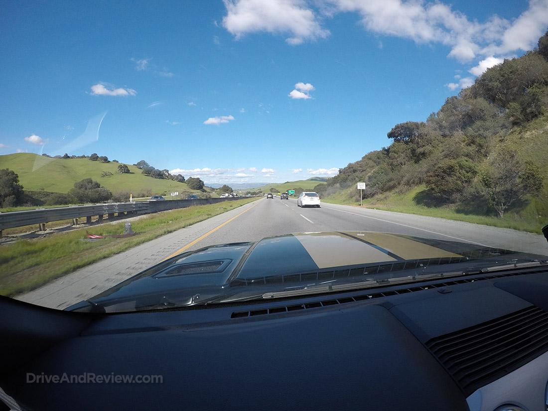 2016 Hertz Shelby GT-H drive