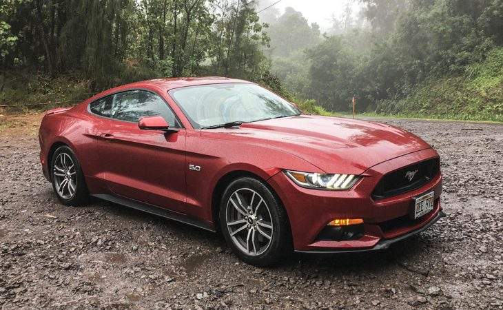 2016 Ford Mustang GT in Hawaii