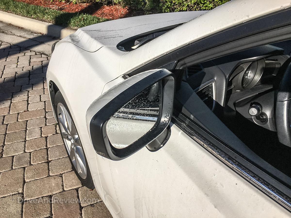 2017 Mazda 3 exterior design