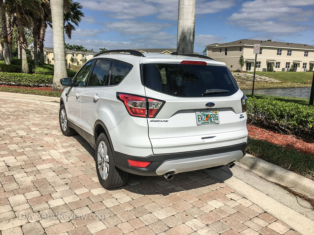 2018 ford escape tail lights