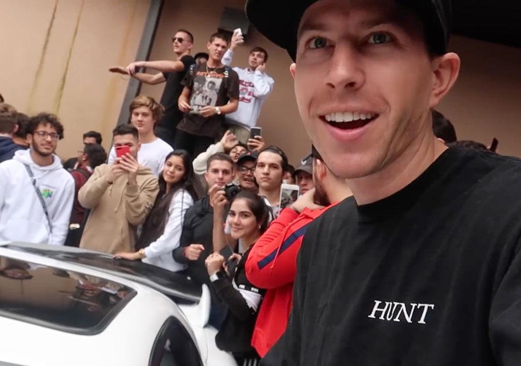 TJ Hunt army