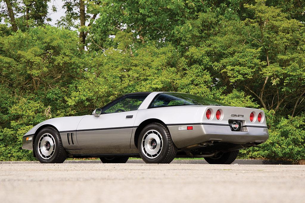 1984 corvette best chevrolet
