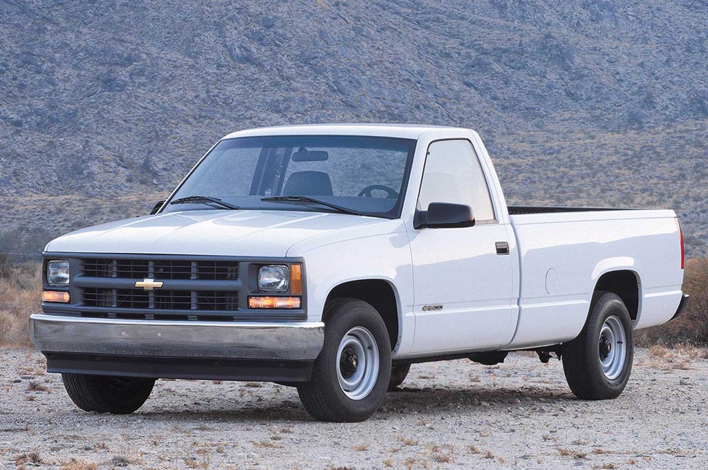 1998 pickup best chevrolet
