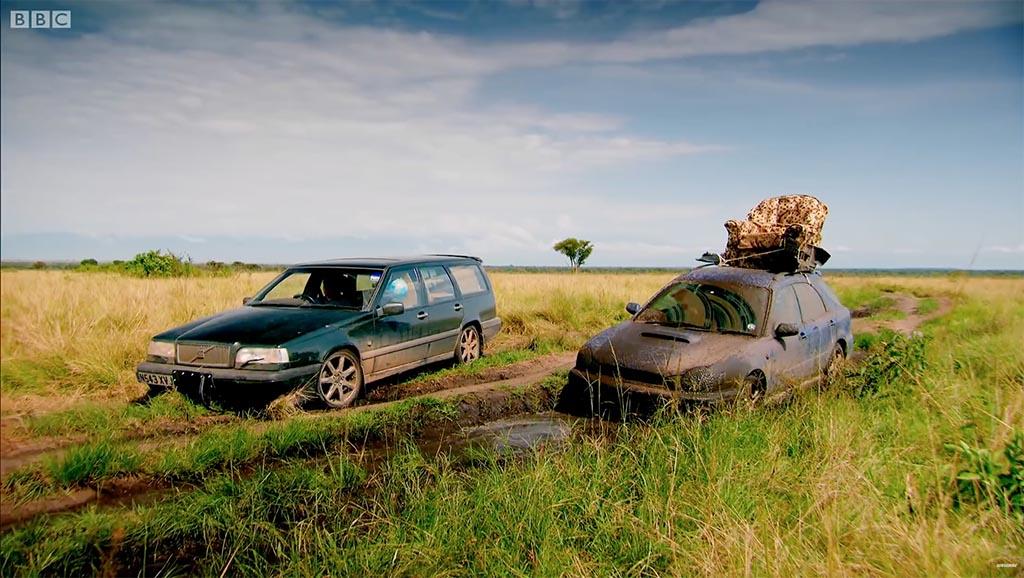 Top Gear Africa Special