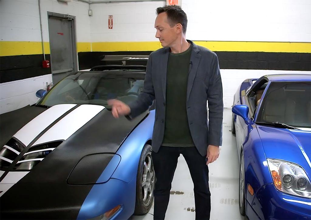 superspeedersrob Corvette