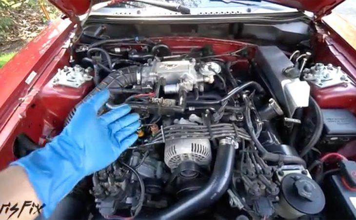 Chrisfix drift Mustang