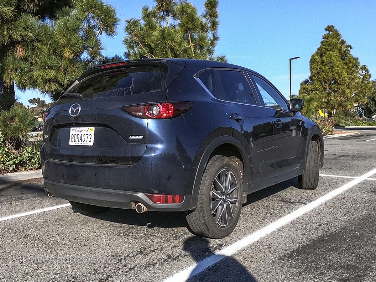 mazda SUV under $20,000
