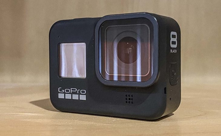 GoPro as a dashcam