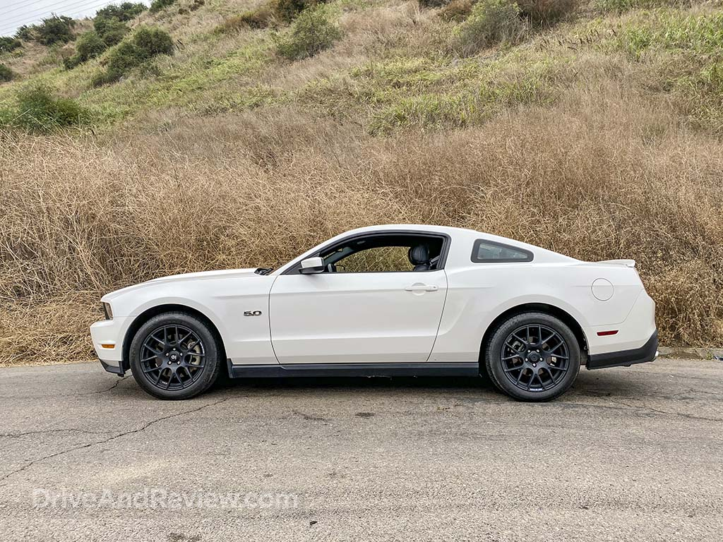 my white 2012 Ford Mustang GT