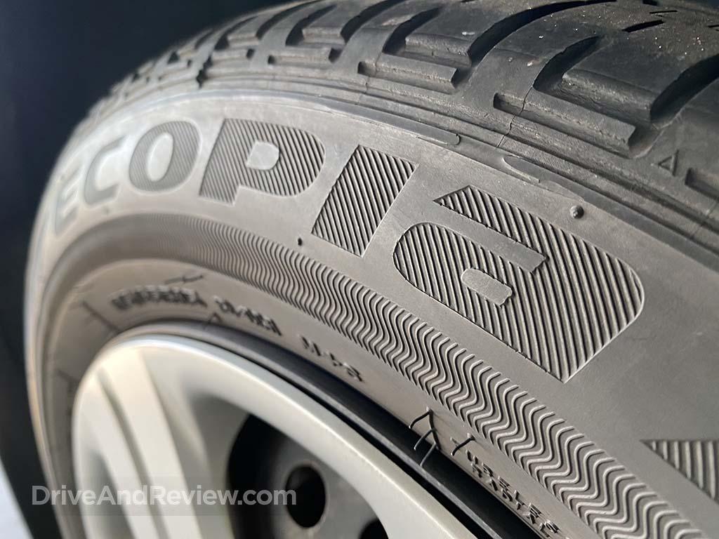 Bridgestone Ecopia tires