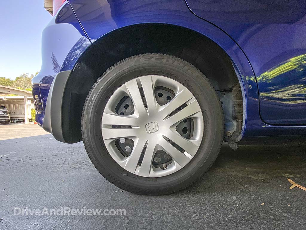 perfect tires for Honda Fit