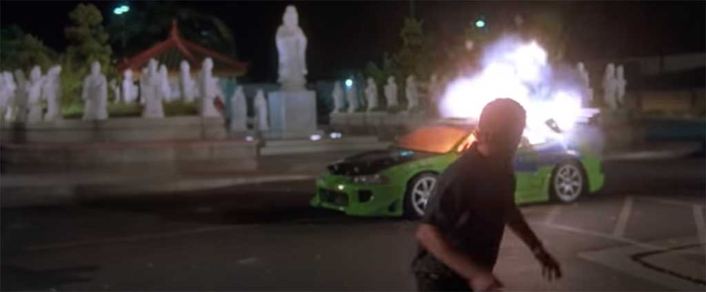Fast and Furious NOS quote
